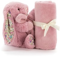 Jellycat  Blossom doudou Tulip Lapin Soother - 23 cm-3