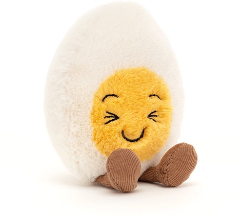 Jellycat Boiled Egg Laughing - 14x8cm