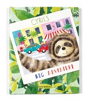 Jellycat Cyrils Big Adventure Book - 29cm