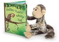 Jellycat Matties Twirly Whirly Tail livre - 26cm-2