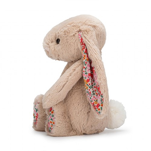 Jellycat Blossom Beige Lapin Grand - 36cm-2