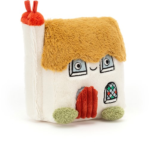 Jellycat Bonny Cottage Activity Toy - 20x19cm