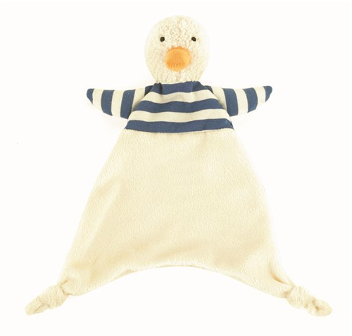Jellycat Bredita Canard Soother - 23cm