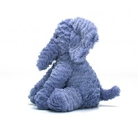 Jellycat Fuddlewuddle Éléphant Medium - 23cm-2
