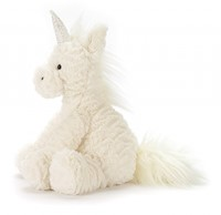 Jellycat - Peluche - Fuddlewuddle licorne Medium-2