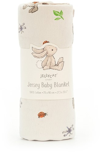 Jellycat Peluche Lapin Jersey couverture