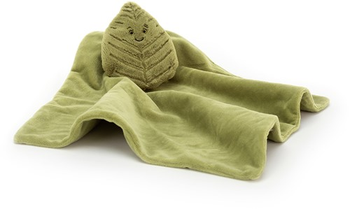 Jellycat Woodland Beech Leaf Soother - 13cm