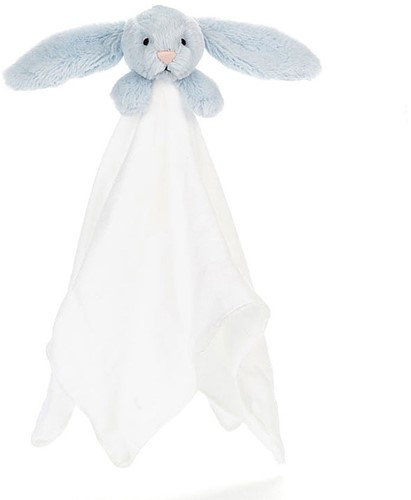 Jellycat Bashful Blue Bunny Mousseline Soother - 40cm