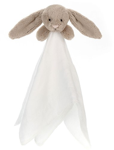 Jellycat Bashful Beige Lapin Mousseline Soother - 40cm