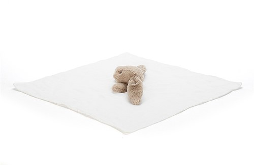 Jellycat Bashful Beige Lapin Mousseline Soother - 40cm-3
