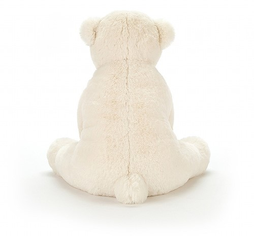 Jellycat Perry ours polaire Petit - 26cm-3