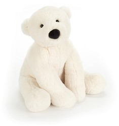 Jellycat Perry ours polaire Petit - 26cm