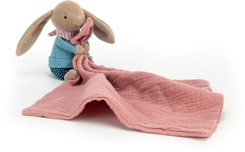 Jellycat Little Rambler Bunny Soother - 30cm