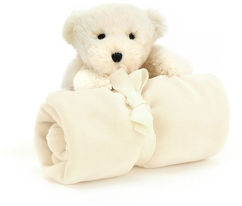 Jellycat Shooshu Perry Polar Bear Soother - 34cm
