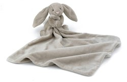 Jellycat Bashful Doudou Beige Lapin Soother - 33 cm