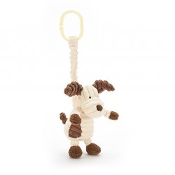 Jellycat Cordy Roy Baby Chiot Jitter - 16cm
