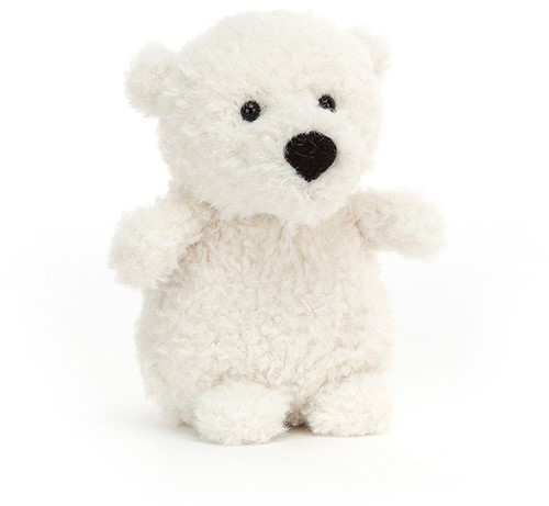 Jellycat Peluche Wee Ours Polaire - 12cm