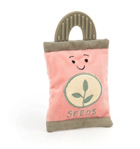Jellycat Whimsy Garden Seed Packet - 13cm